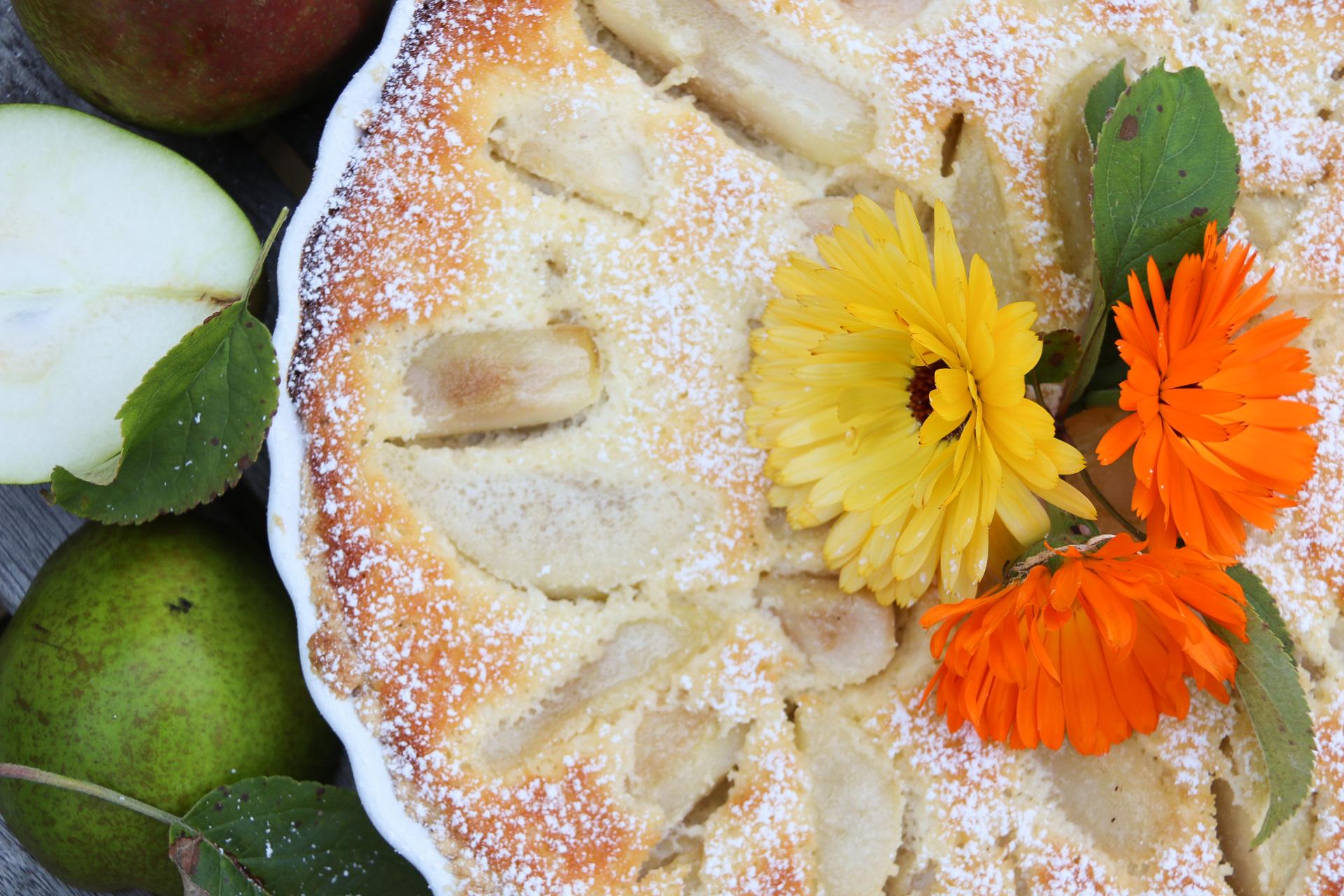 Fransk päronpaj