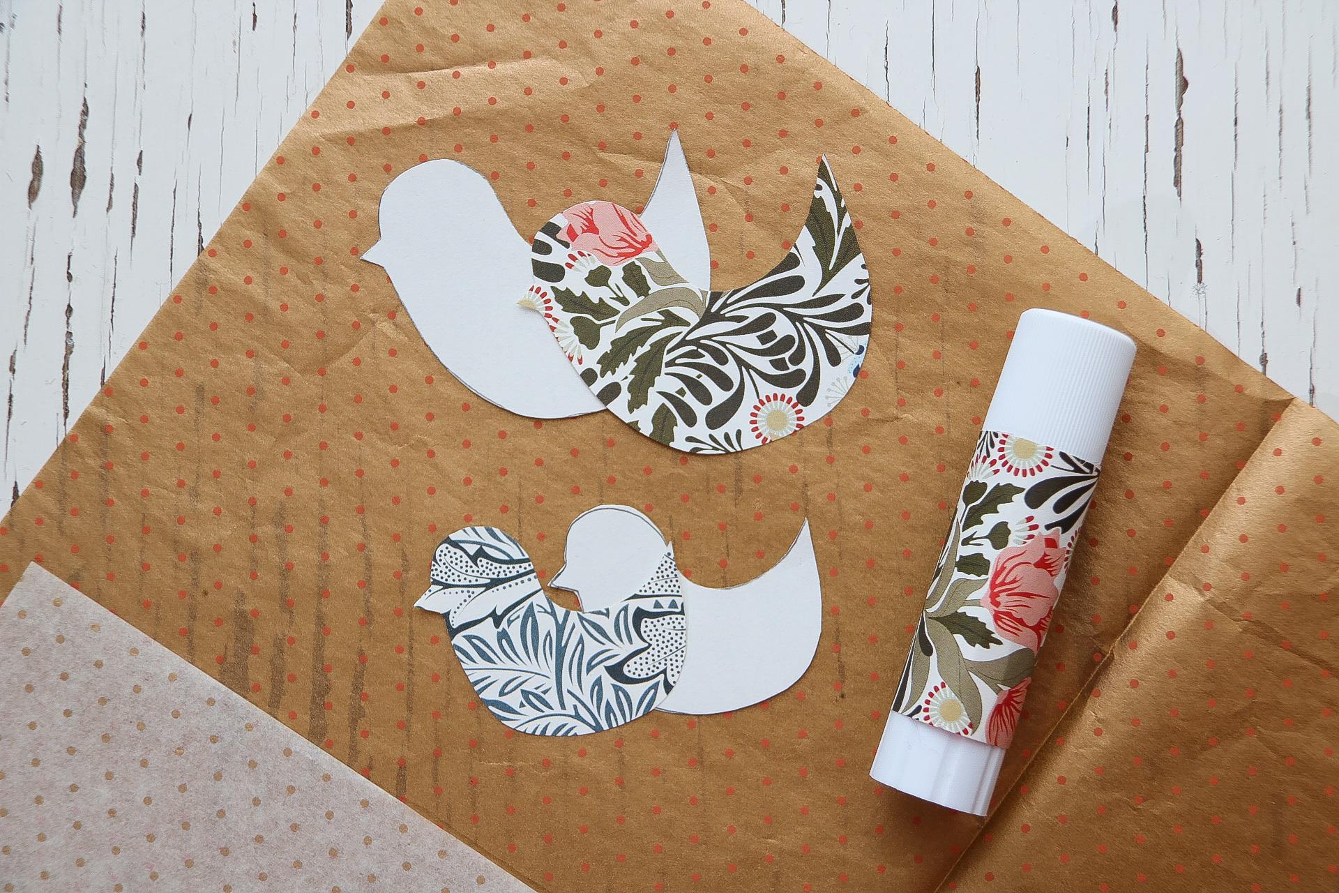 Pappersfåglar
