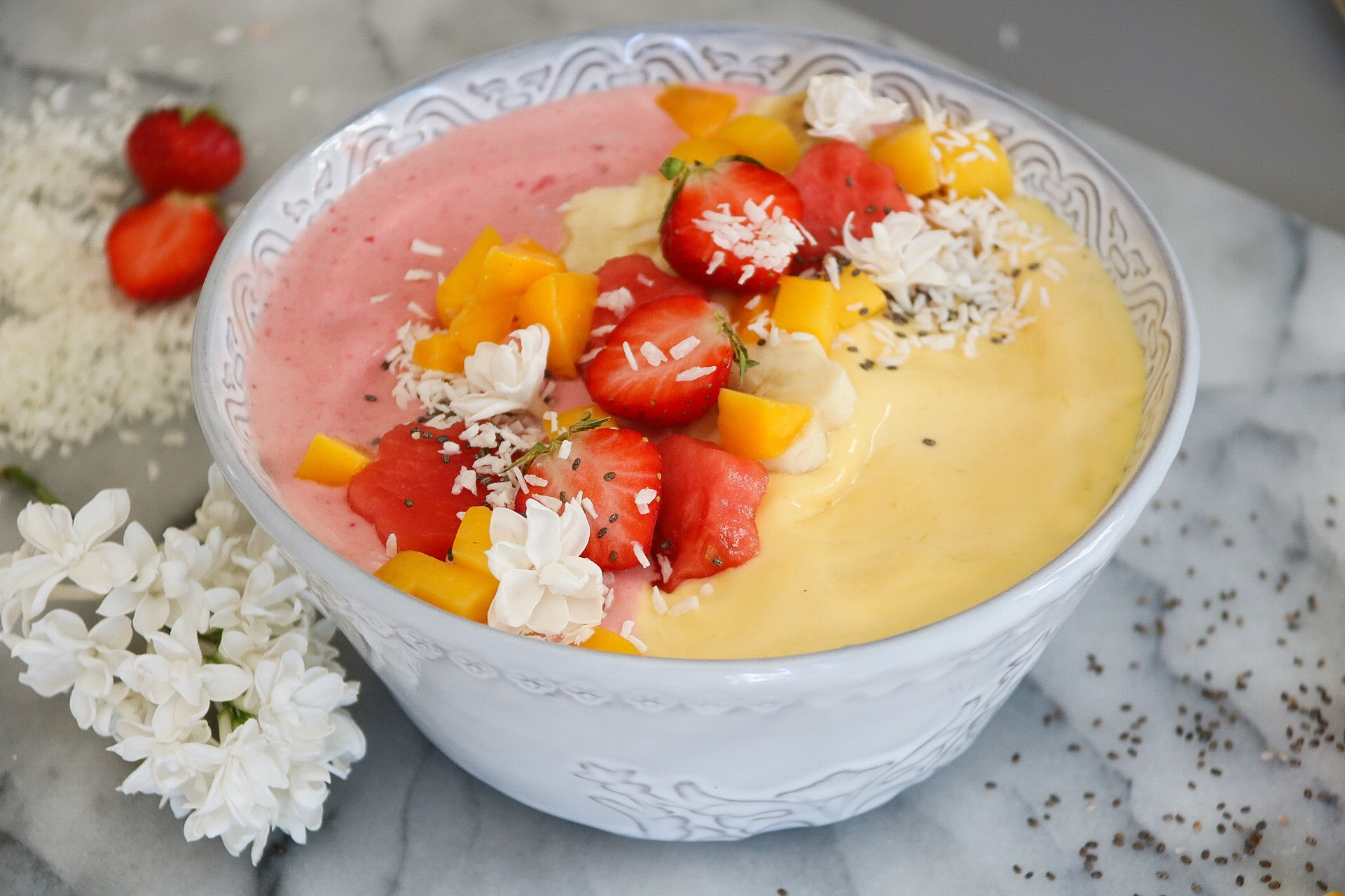 Smoothe bowl