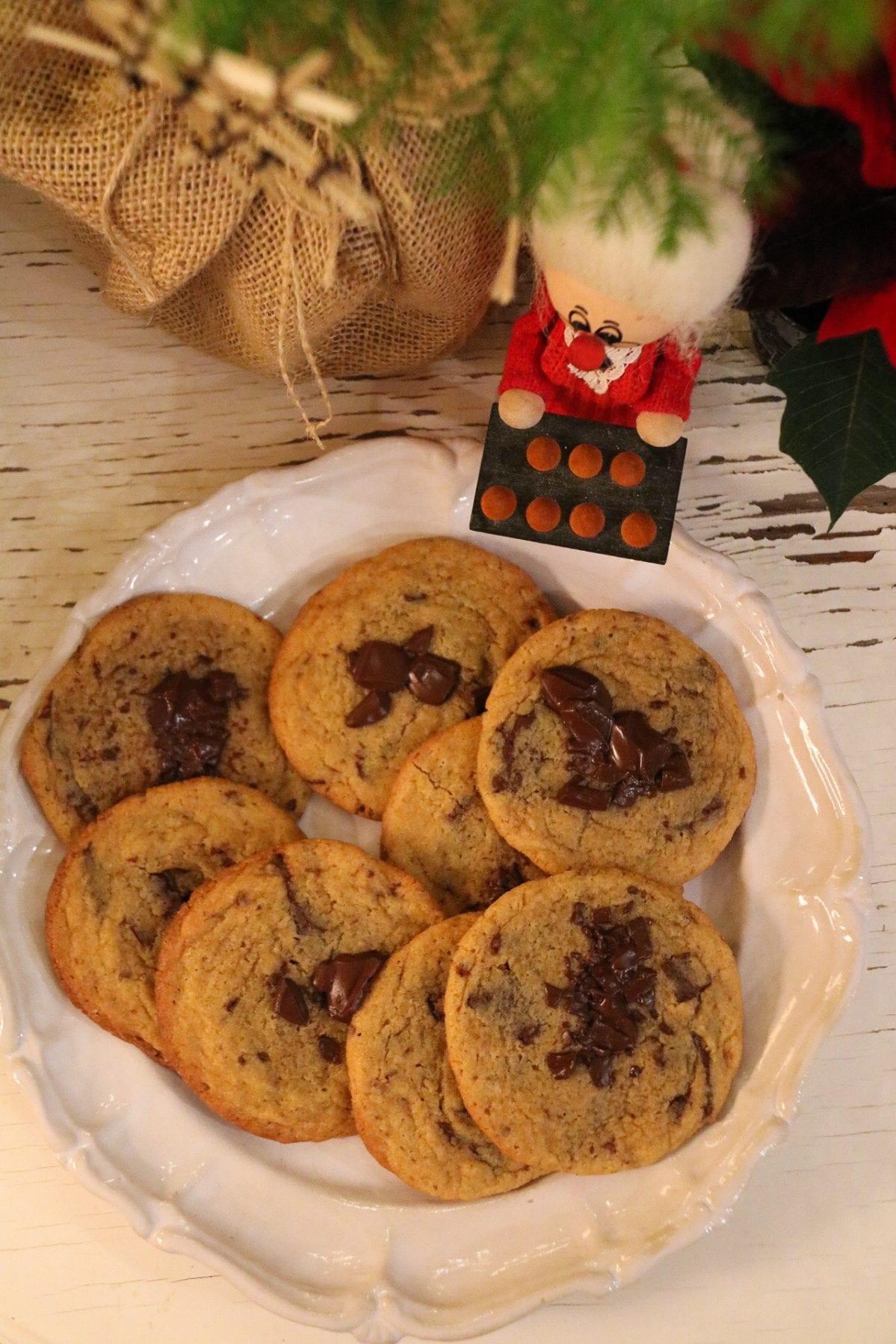 Chocolate chiip cookies