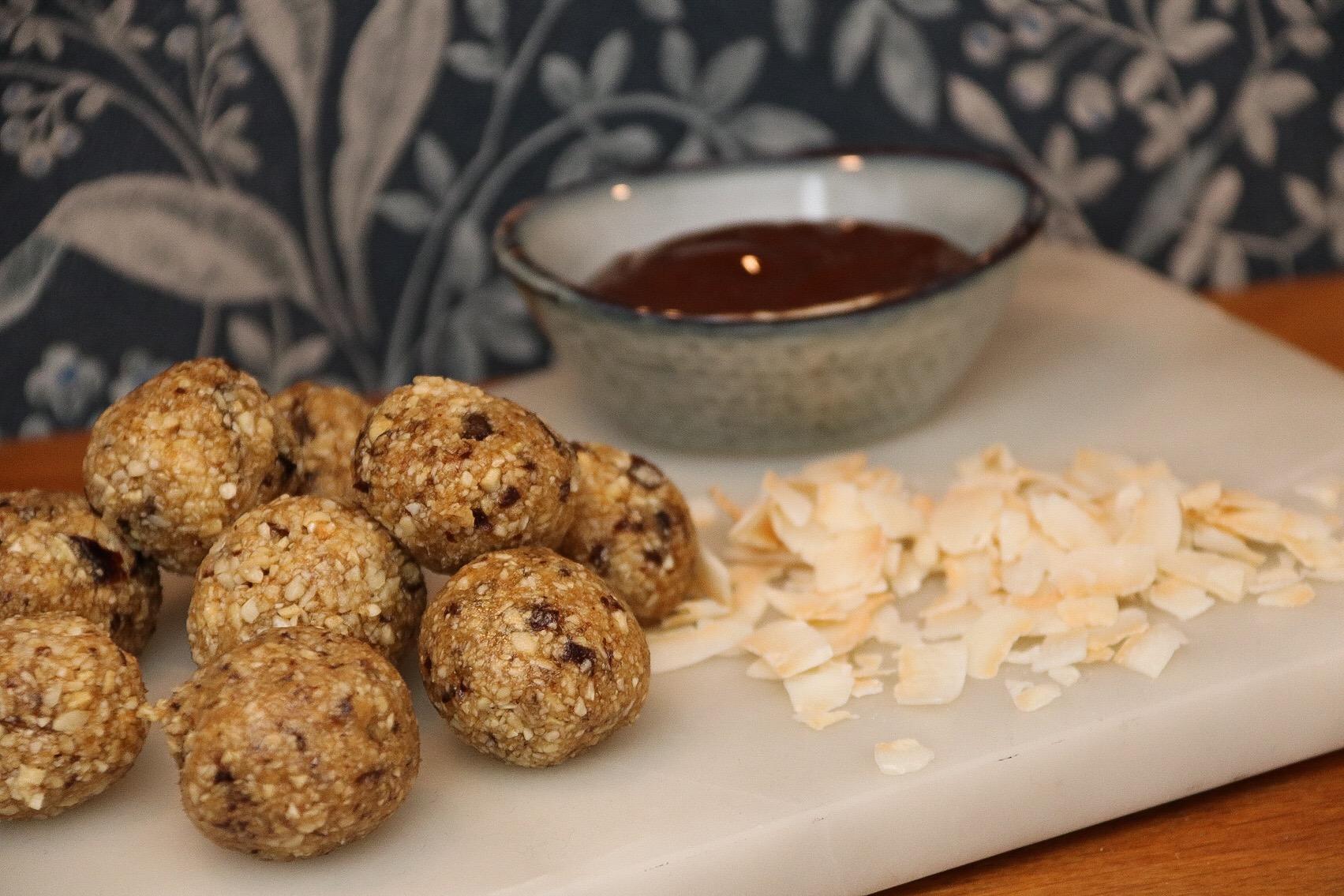 Rawfoodbollar