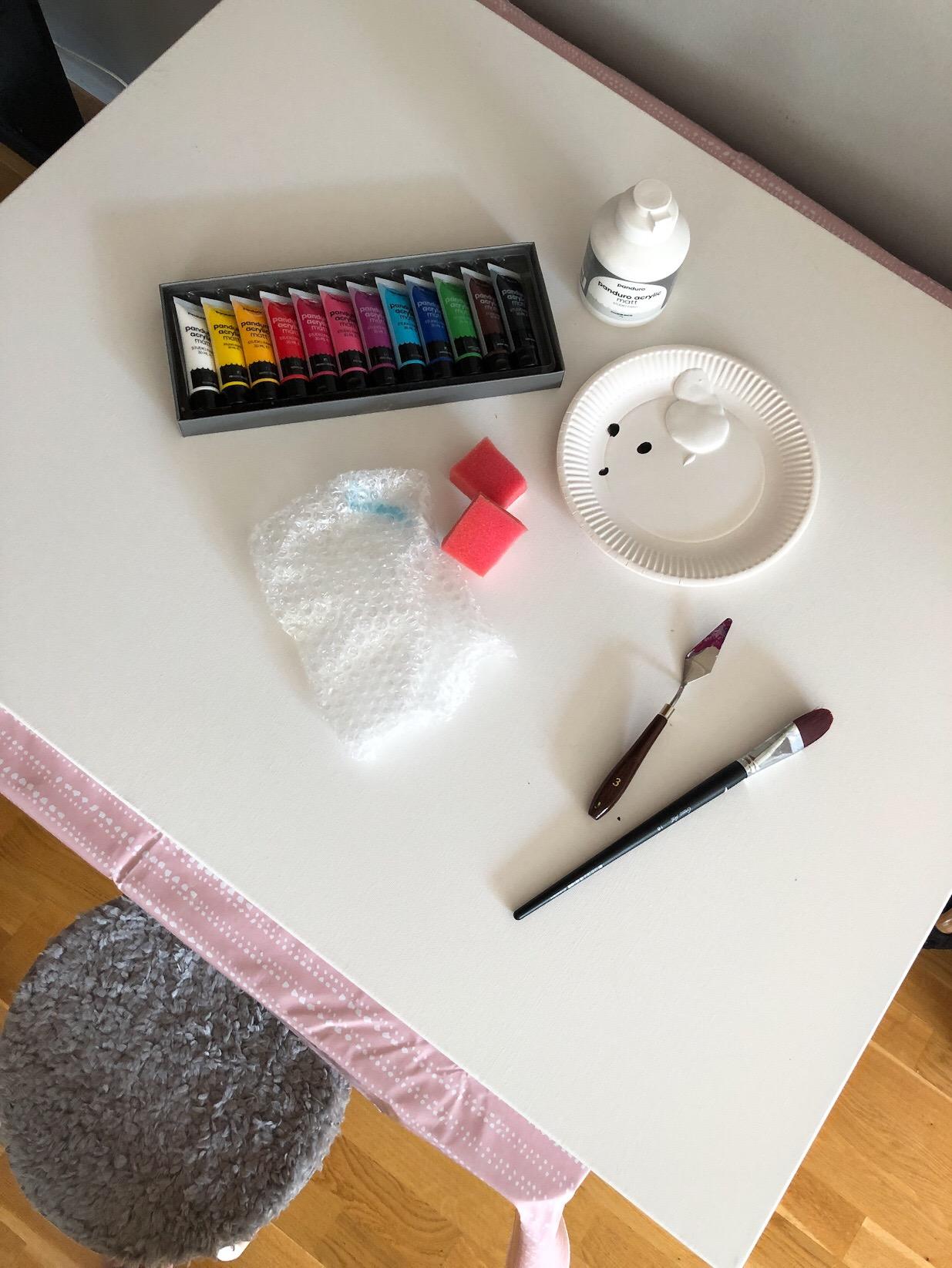 Alla kan måla