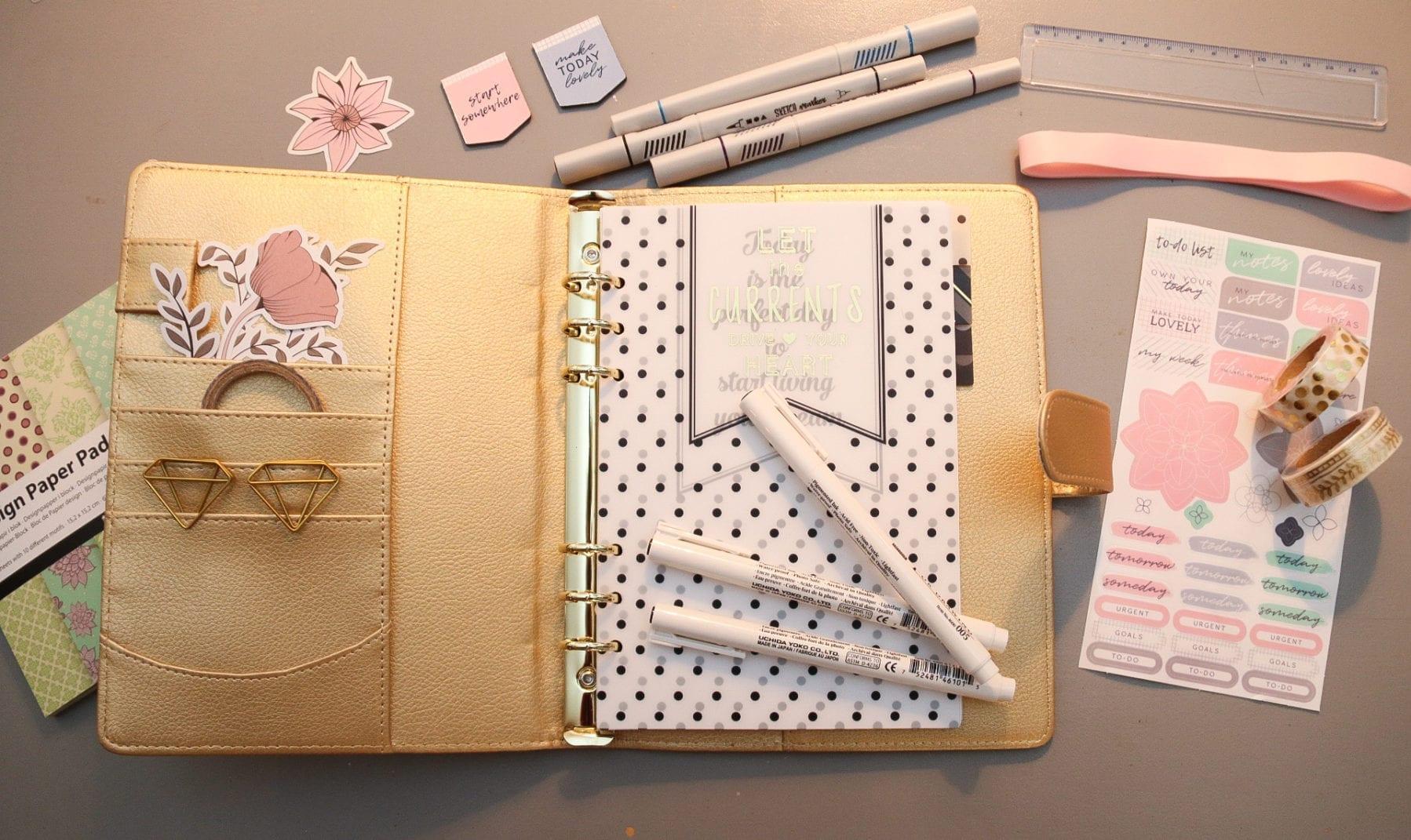 Bujo - en kreativ kalender