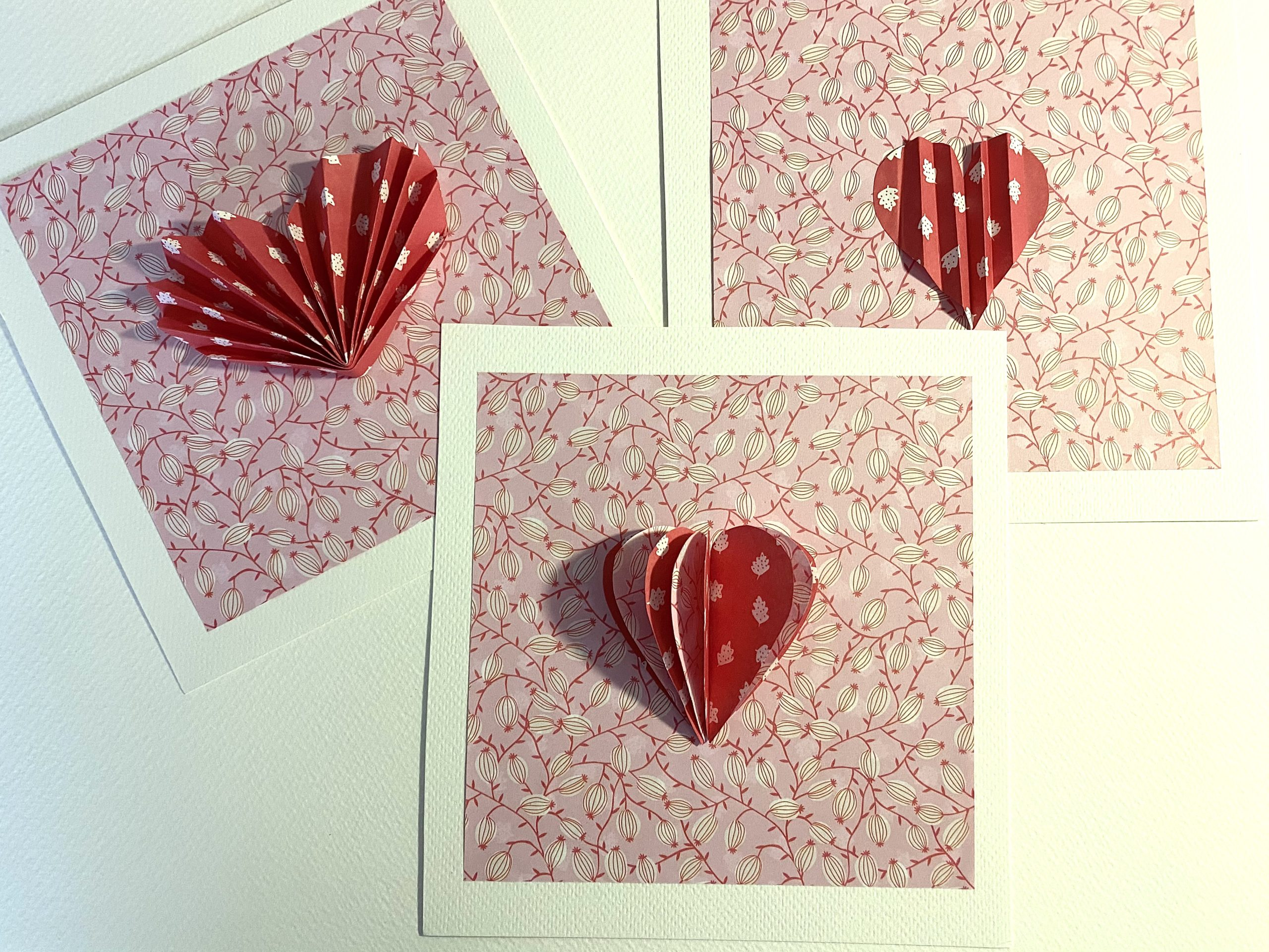 Alla hjärtans dagskort