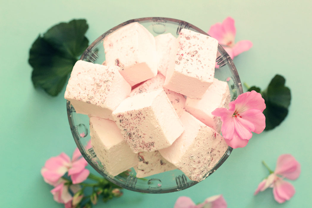 hemmagjorda marshmallows