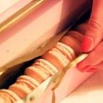 macarons i presentask