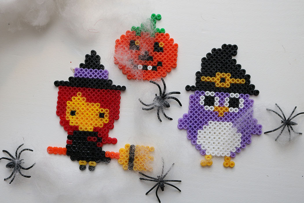 halloween parlplattor