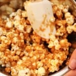 karamellpopcorn