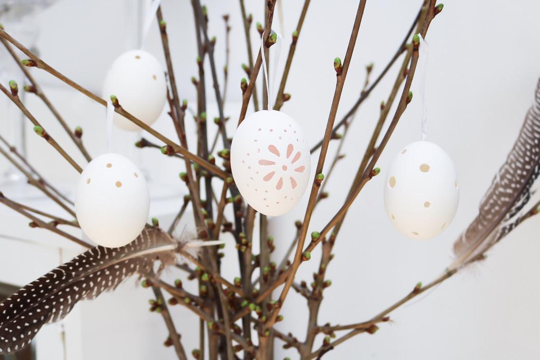 Påskpyssel: Gravera ägg