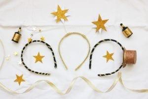 Diy: Nyårsdiadem