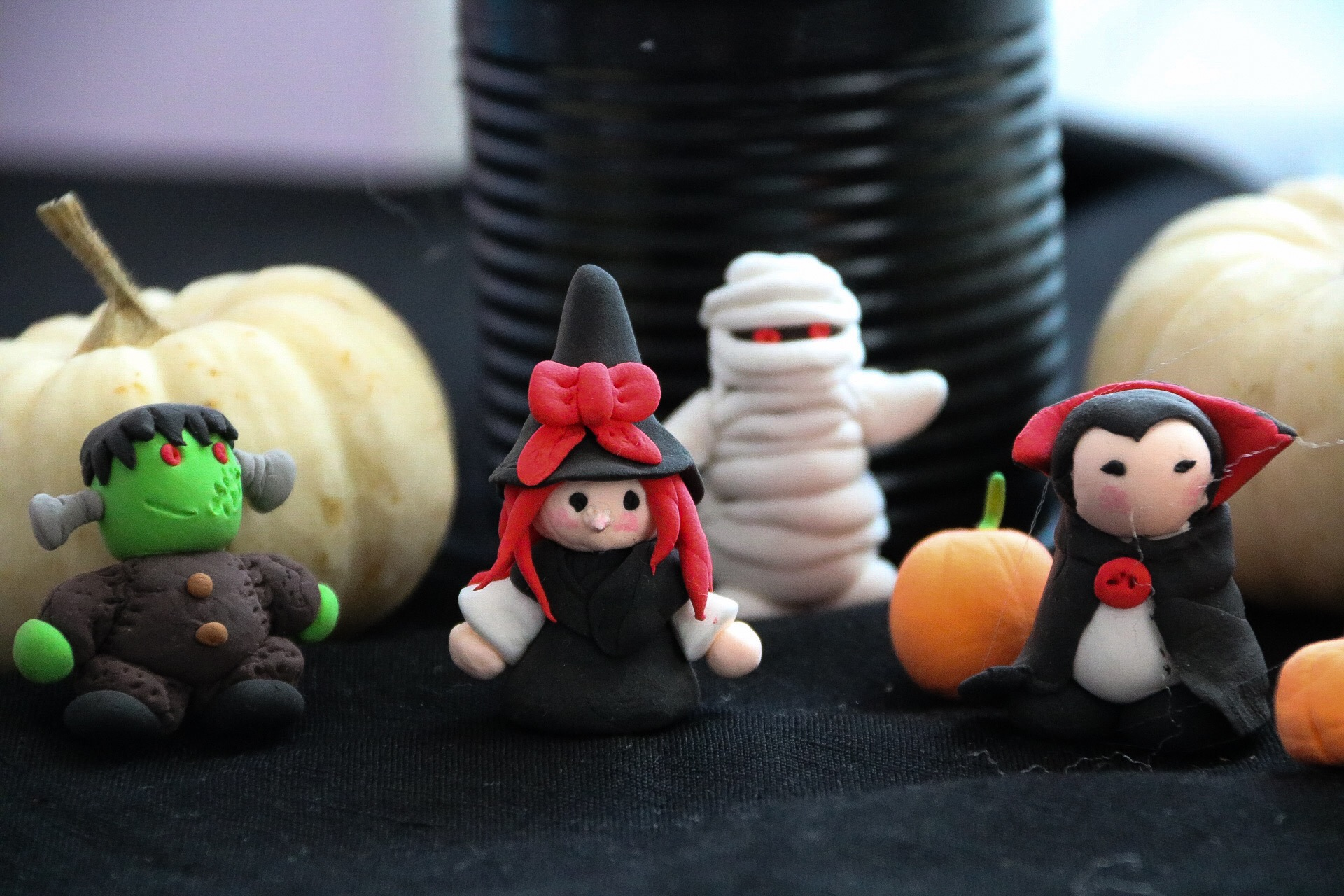 Halloweenfigurer
