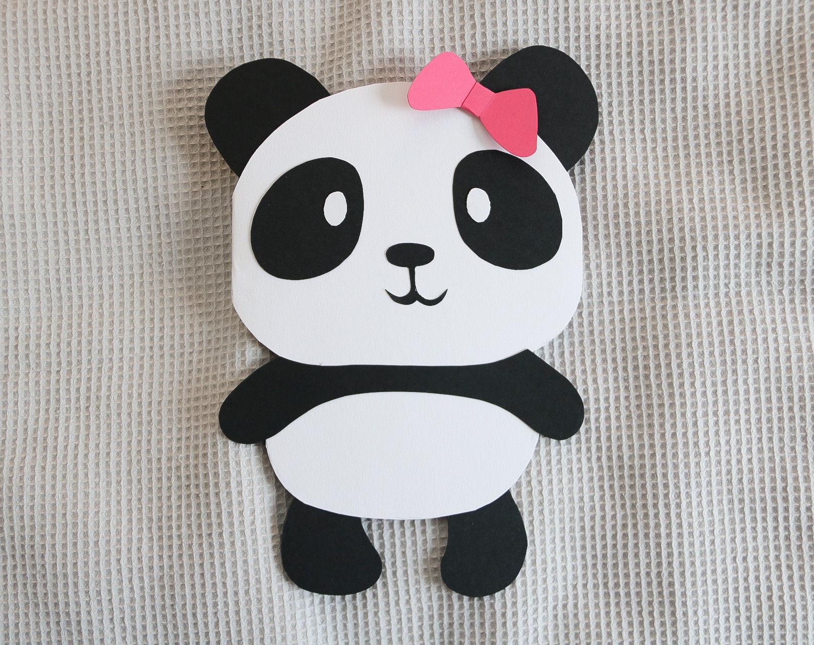 Pandakort