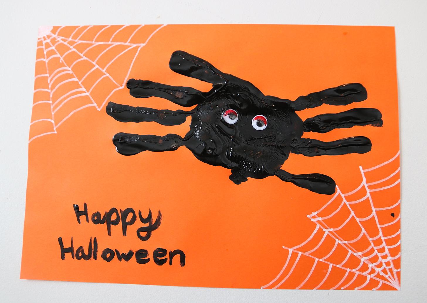 Halloweenkort