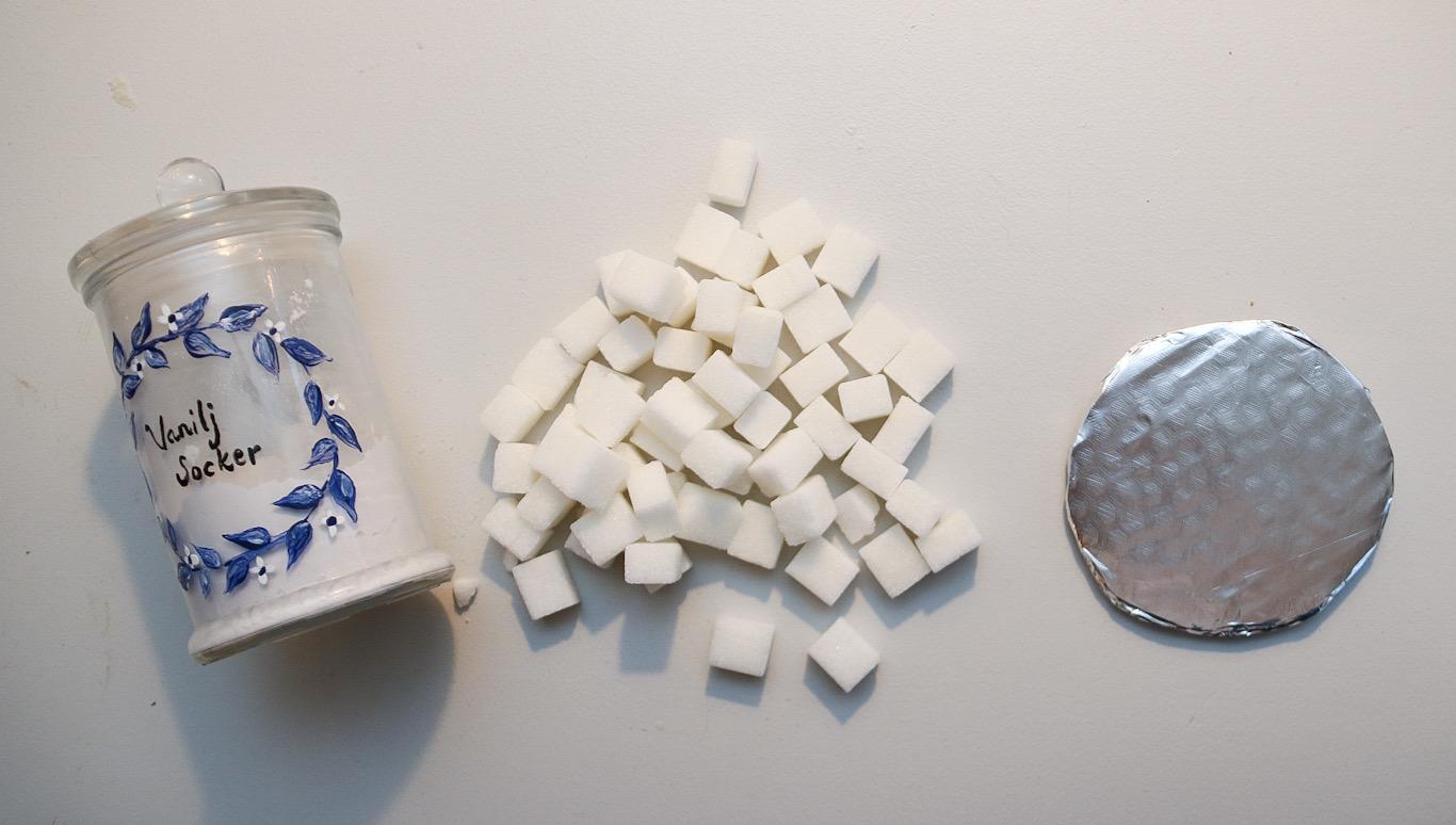 Sockerbitslykta