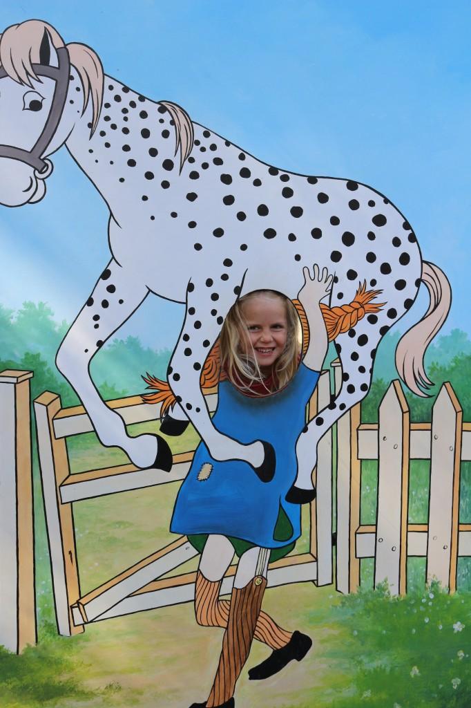 Pippi och hästen