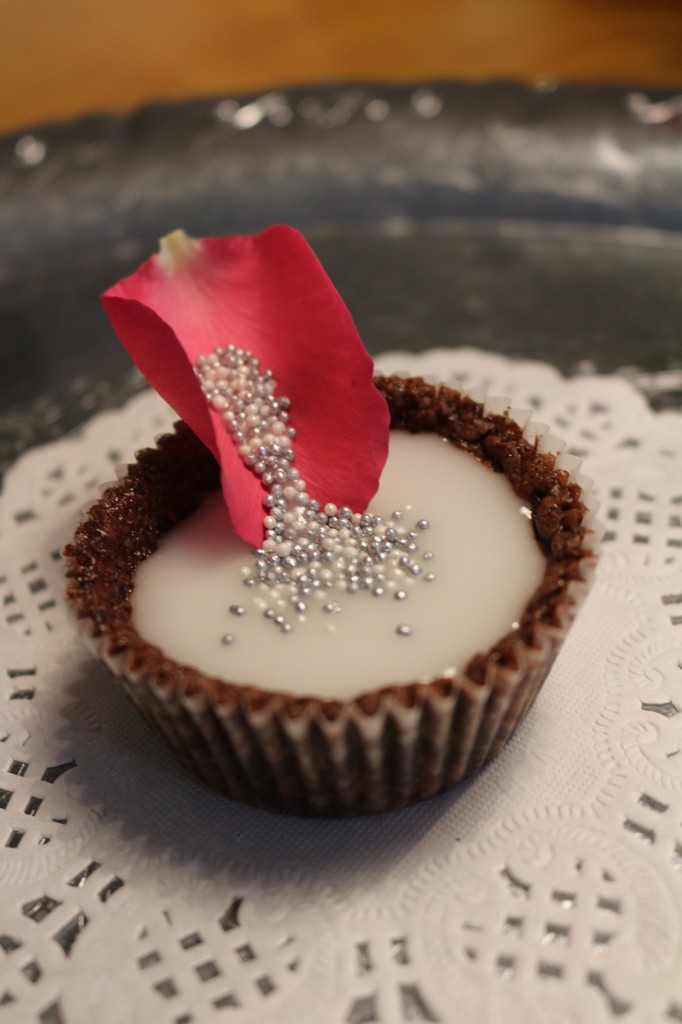 Rosmuffins och polkamuffins