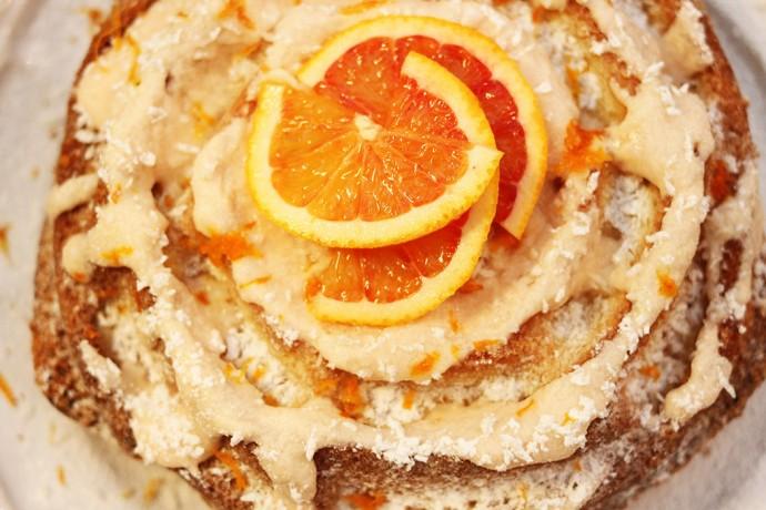 apelsinkaka