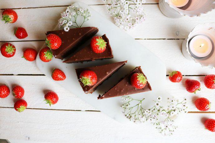 brownietårta