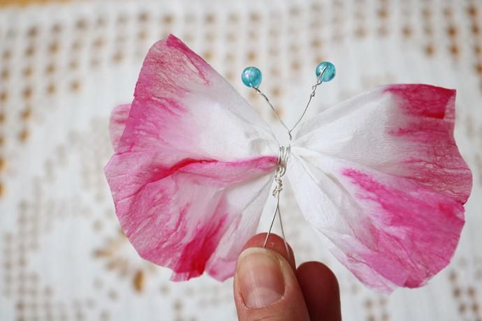 vårpyssel fjärilar