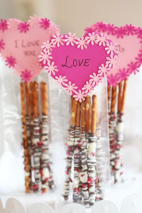 chokladpinnar