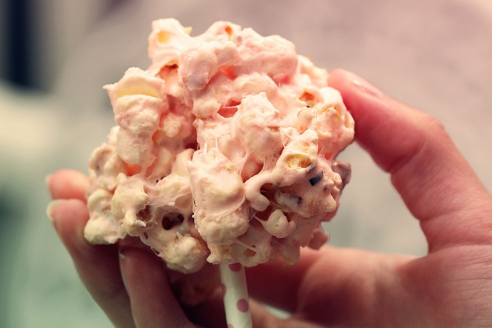 popcornklubbor