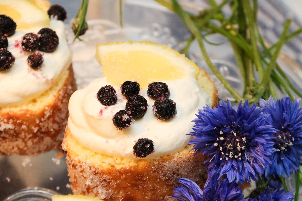 Rulltårta lemoncurd