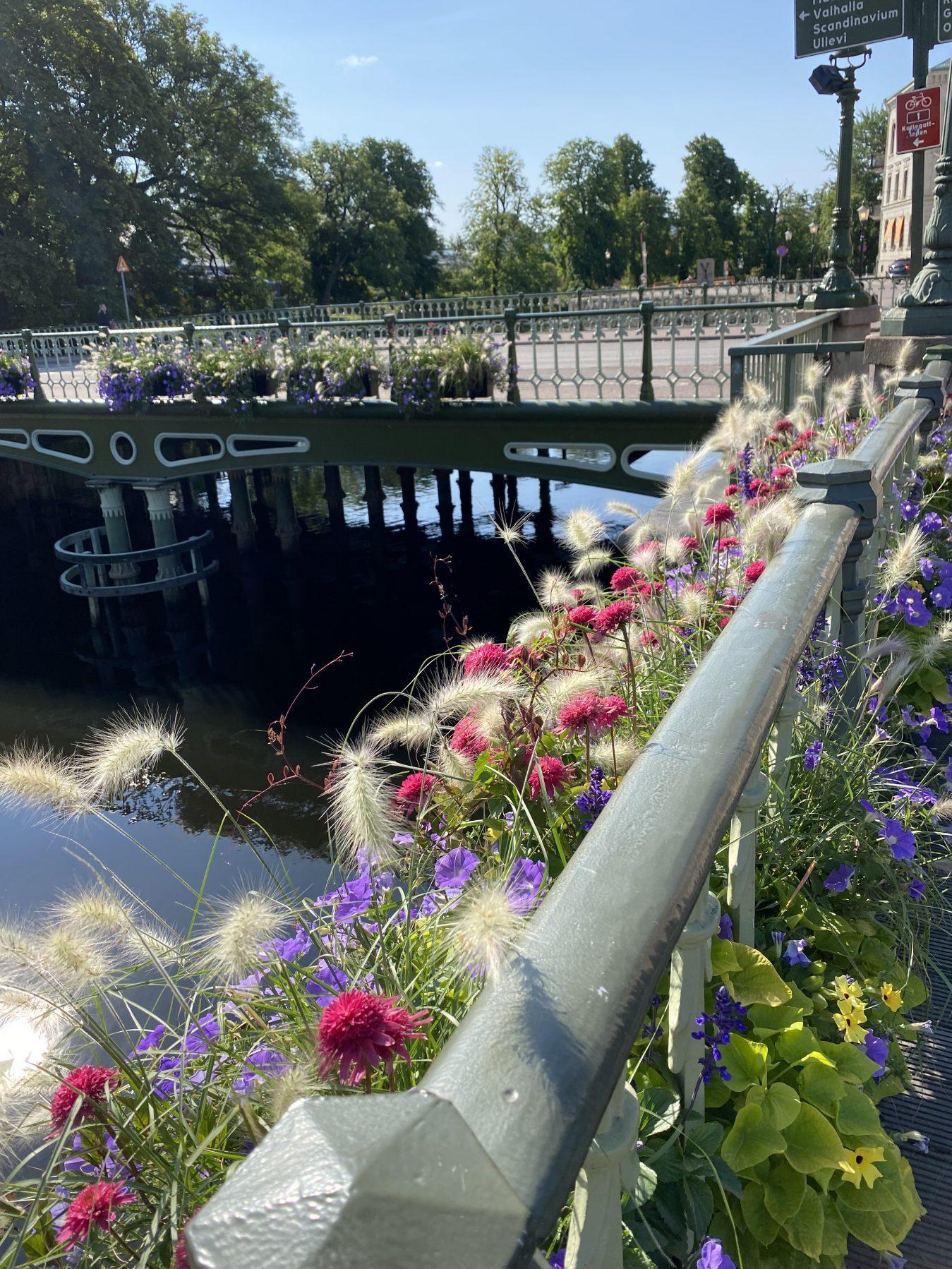 Göteborgstips blommor