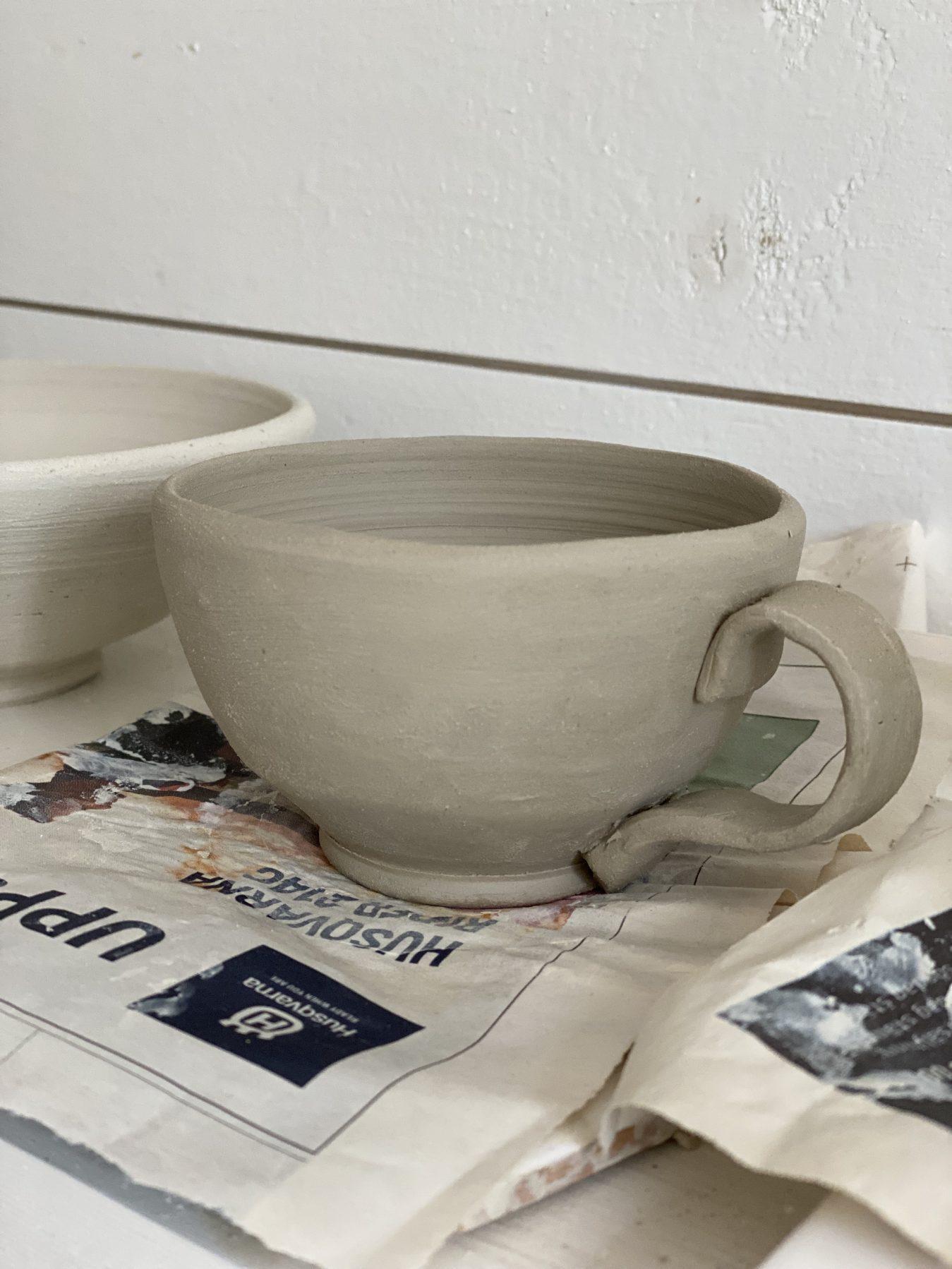 Keramikkopp