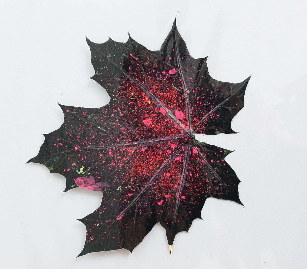 Laminerat löv