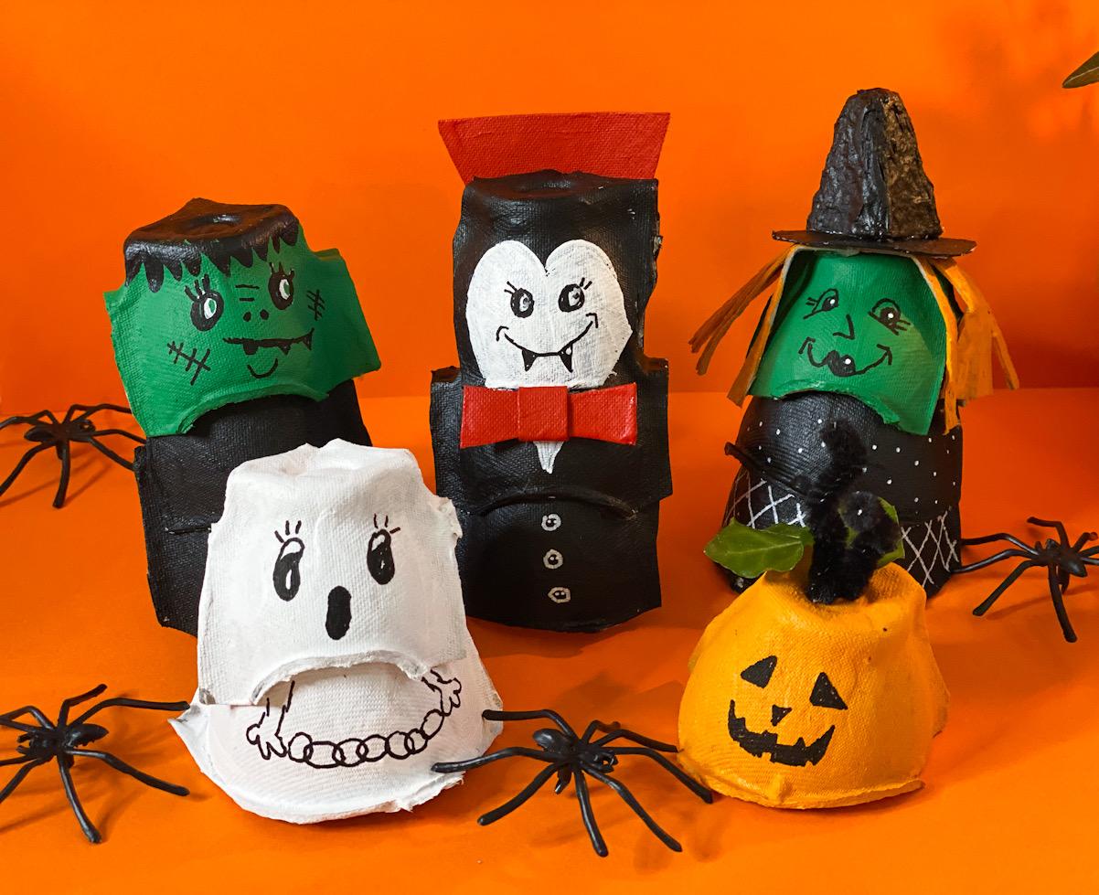 Pyssel Halloween